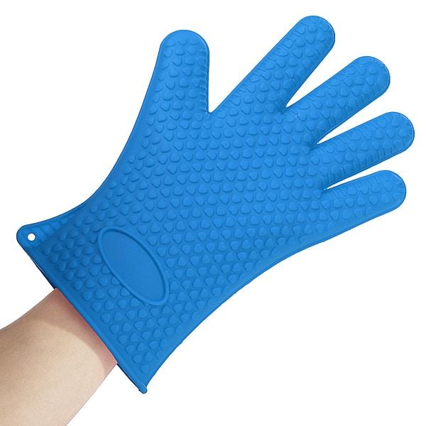 Silicon BBQ Gloves