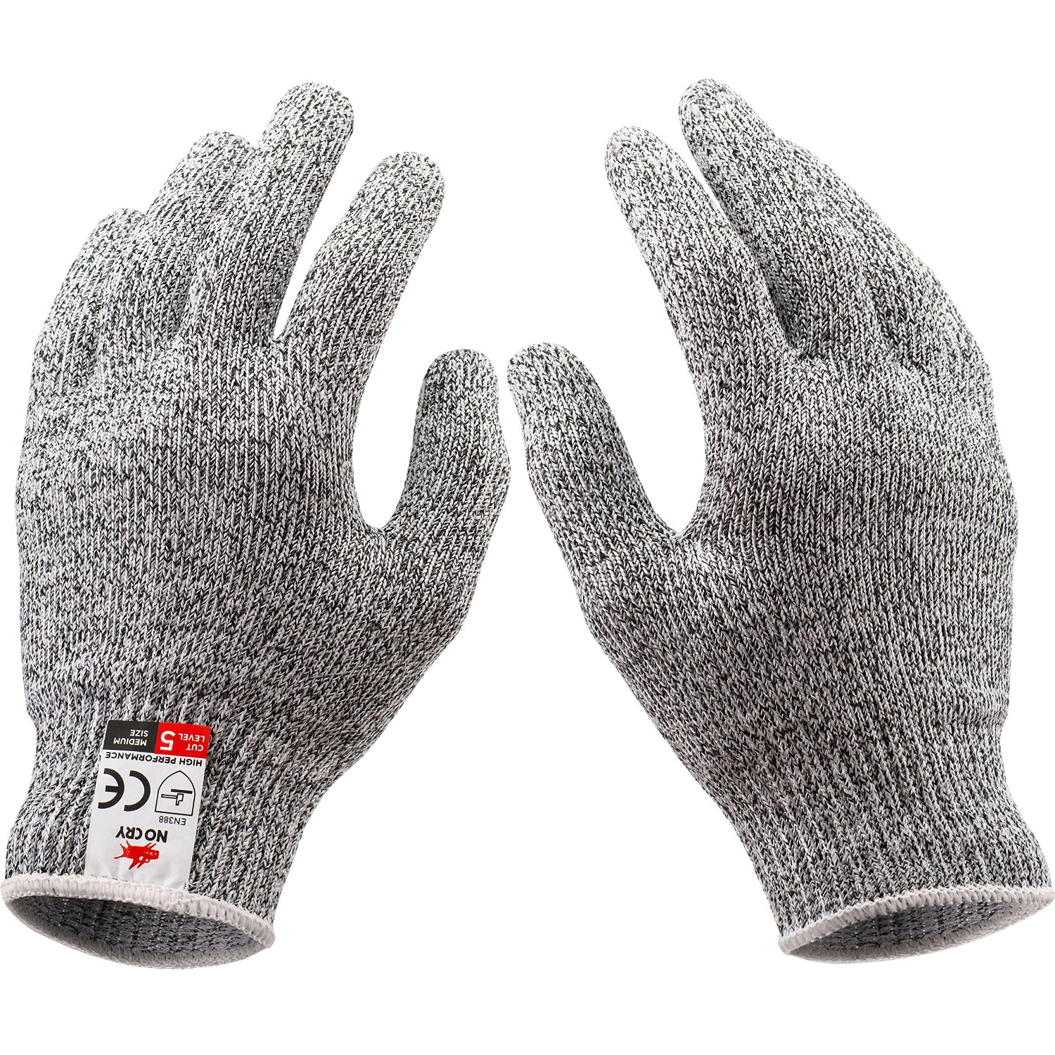 NoCry Cut Resistant Gloves 6