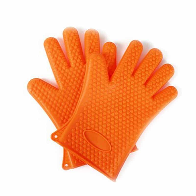 1pair-kitchen-cooking-gloves-microwave-oven-non-slip-mitt-heat-resistant-silicone-gloves-cooking-baking-bbq