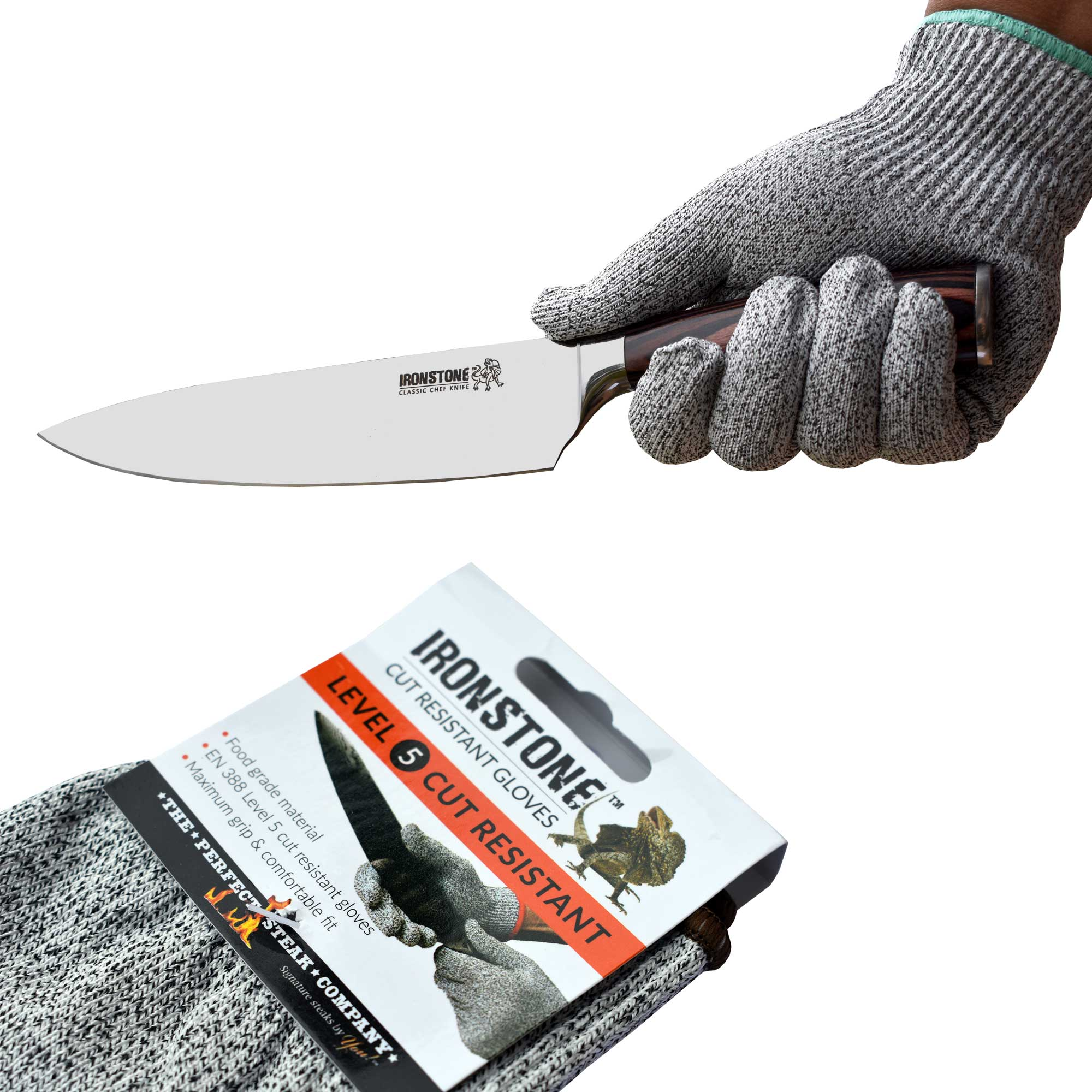 Ironstone-Knife-and-gloves
