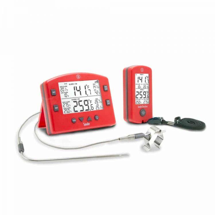 Thermoworks Smoke ™ 2-Channels Alarm