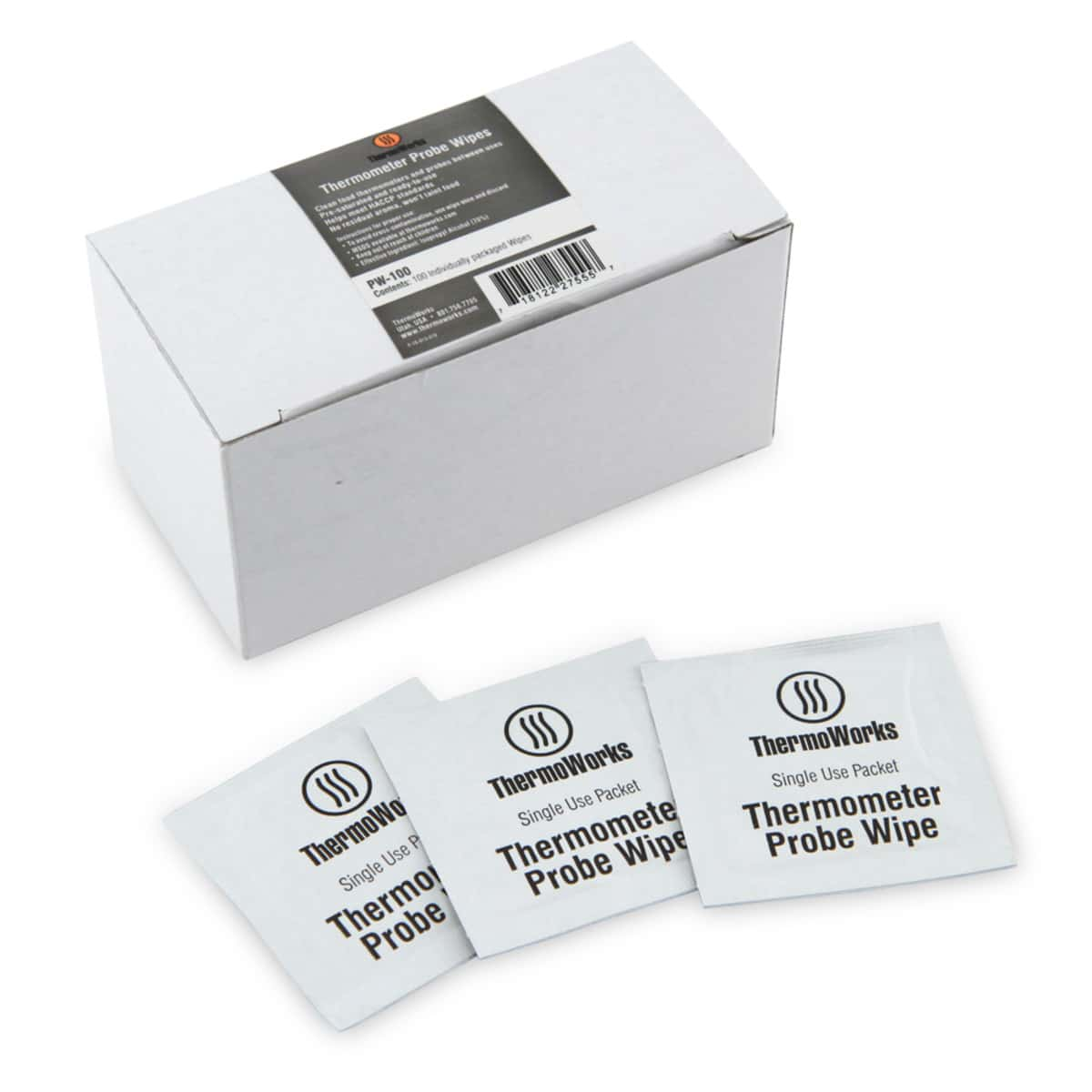 Thermometer Probe Wipes