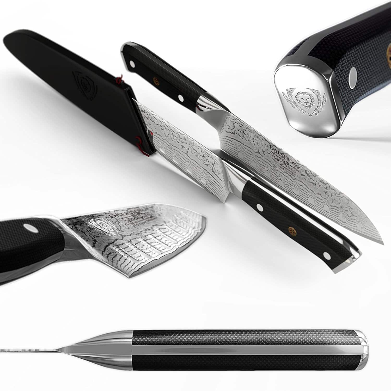 Santoku Knife – Shogun Series – VG10 – 7-2
