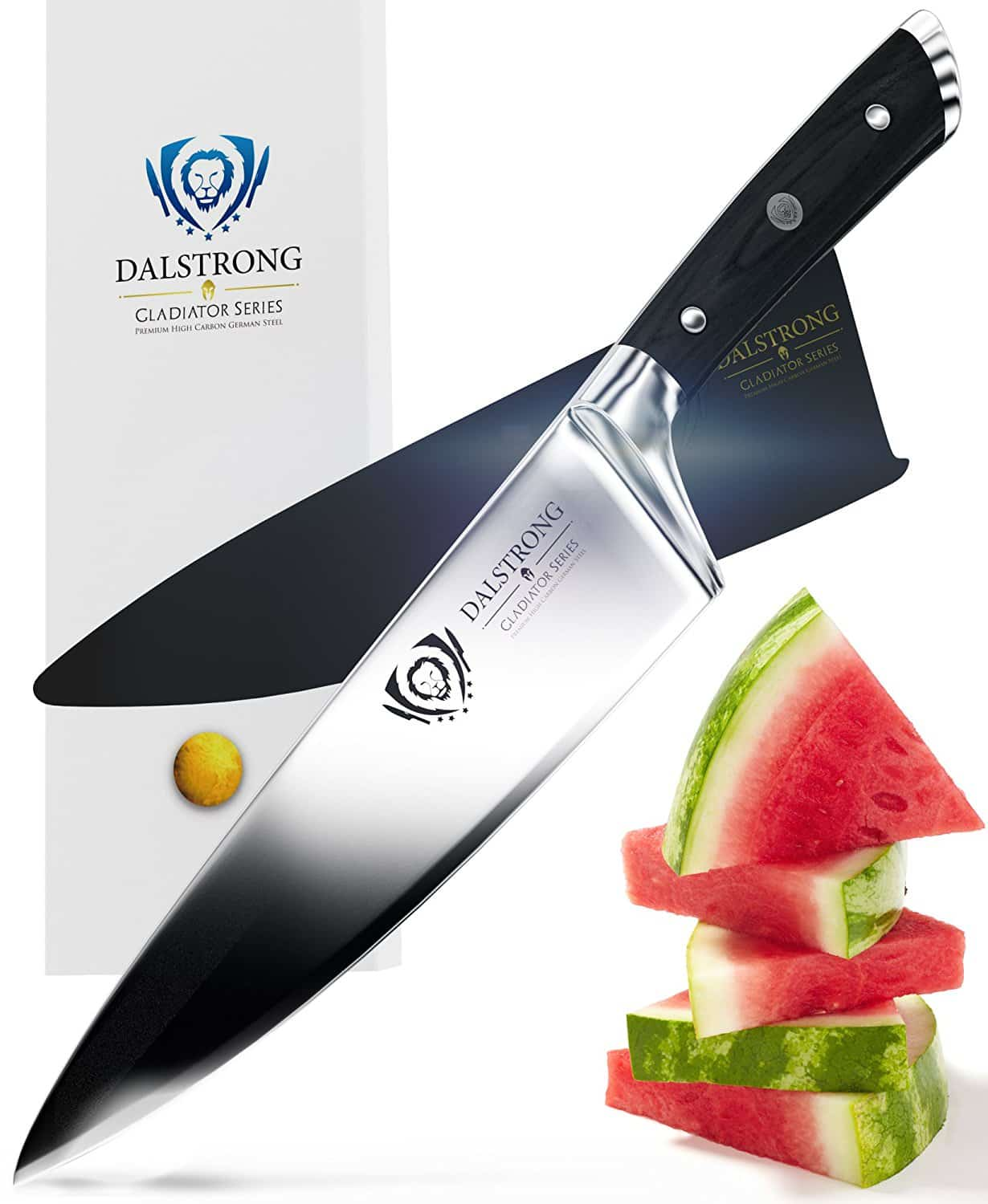 Dalstrong Gladiator 8 Chef Knives