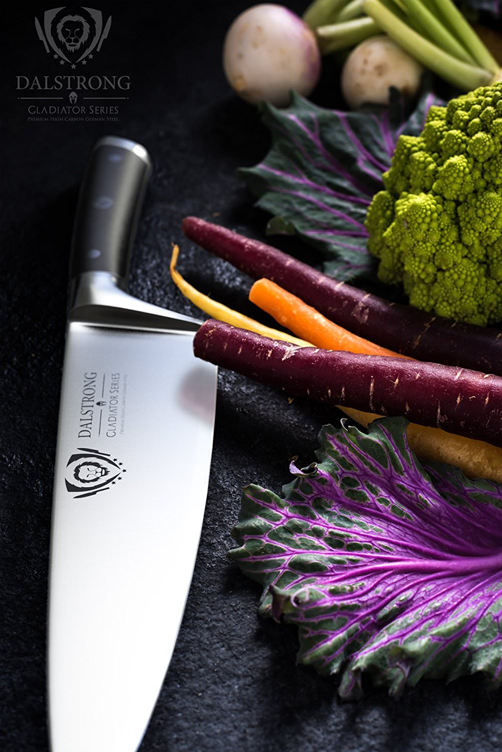 Dalstrong Gladiator 8 Chef Knives42