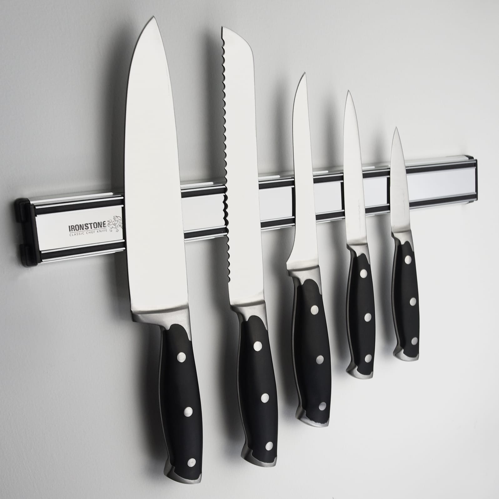 Aluminum Magnetic Knife Bar3