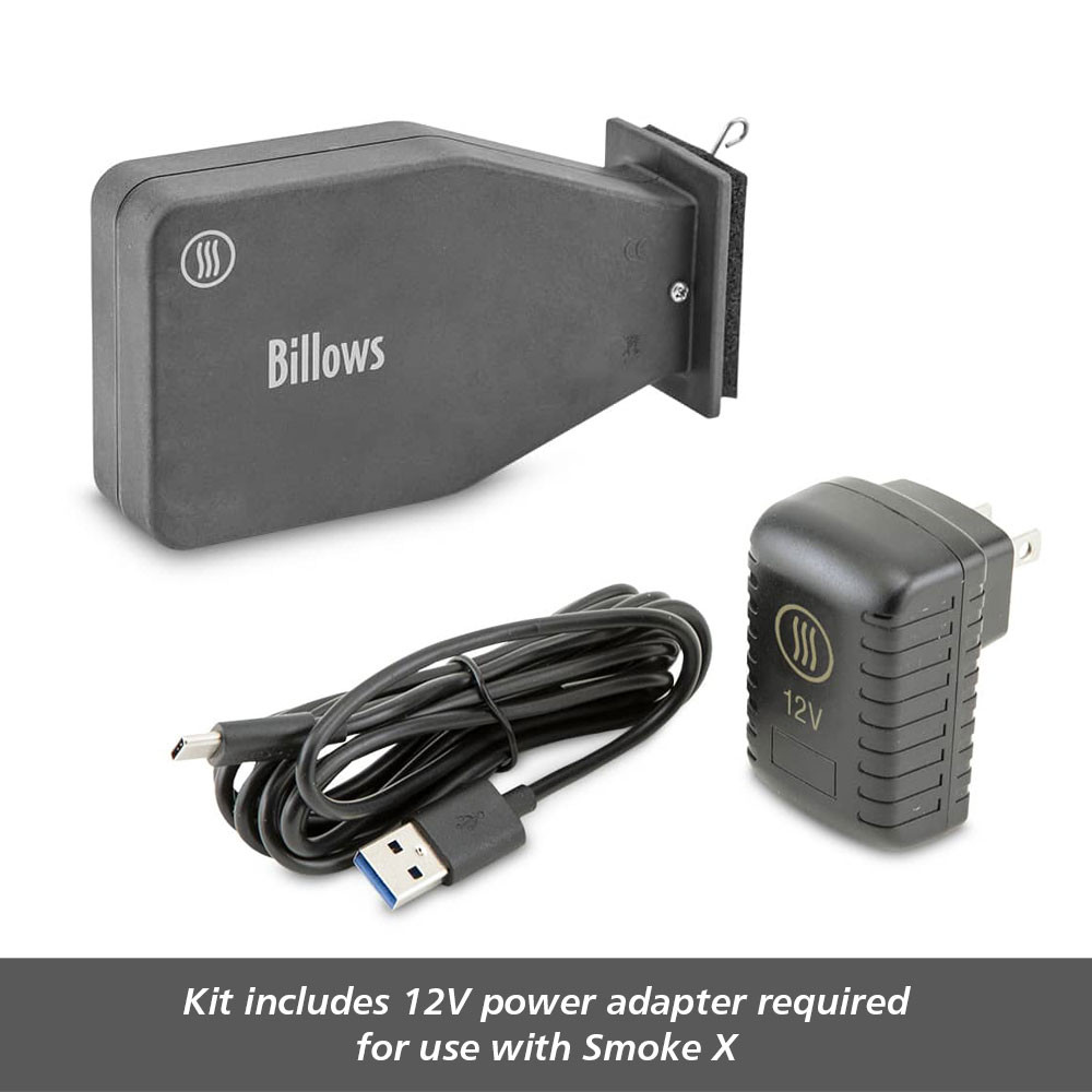 Billows™ BBQ Temperature Control Fan Kit (for use with Smoke X™)